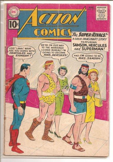 Action Comics # 279, 3.0 GD/VG