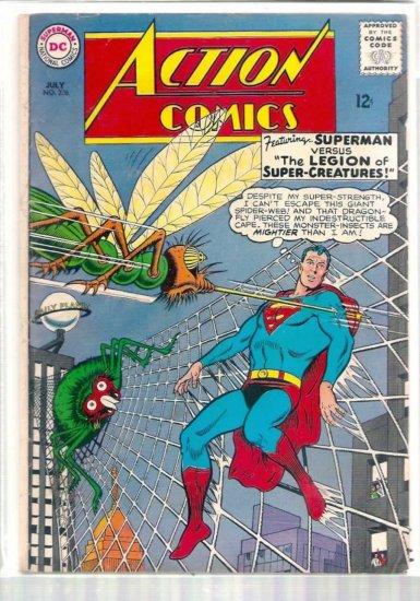 ACTION COMICS # 326, 2.5 GD +