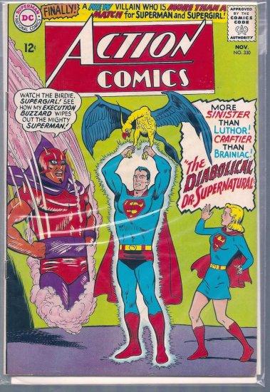 Action Comics # 330, 4.5 VG +