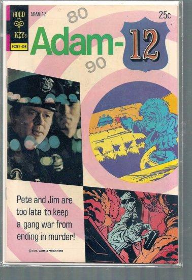 ADAM-12 # 4, 7.5 VF -