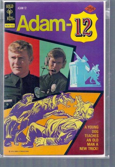 ADAM-12 # 7, 7.5 VF -