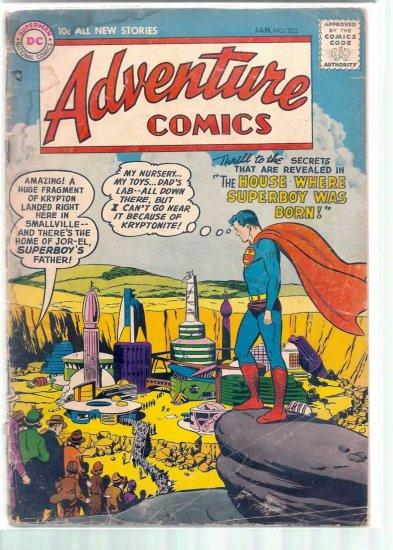 ADVENTURE COMICS # 232, 1.5 FR/GD