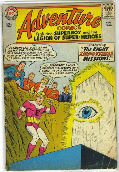 Adventure Comics # 323, 3.0 GD/VG
