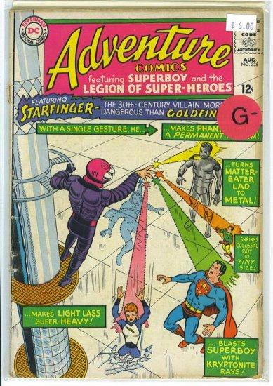 Adventure Comics # 335, 1.8 GD -