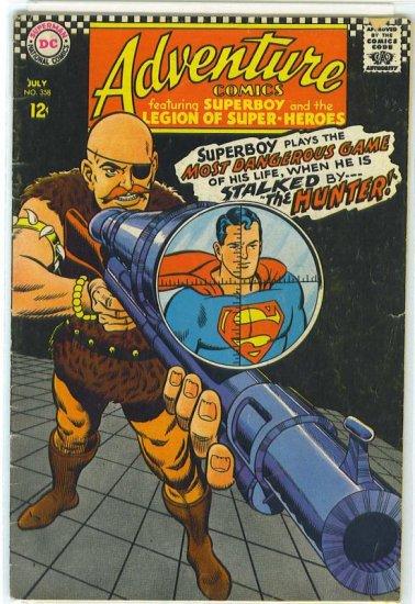 Adventure Comics # 358, 3.5 VG -