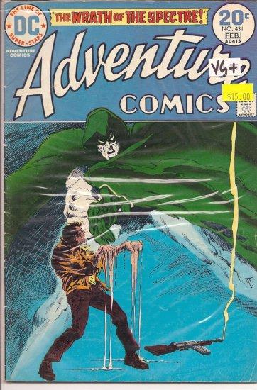 Adventure Comics # 431, 4.5 VG +