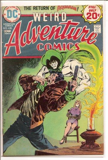 Adventure Comics # 435, 4.5 VG +