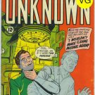 Adventures Into The Unknown # 142, 3.5 VG -