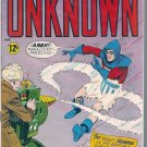 ADVENTURES INTO THE UNKNOWN # 156, 4.0 VG