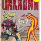 Adventures into the Unknown # 164, 4.0 VG