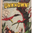ADVENTURES INTO THE UNKOWN # 17, 2.5 GD +