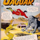 Adventures of the Jaguar # 4, 4.5 VG +