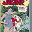ADVENTURES OF THE JAGUAR # 5, 4.5 VG +