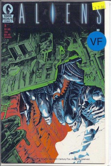 Aliens # 3, 8.0 VF