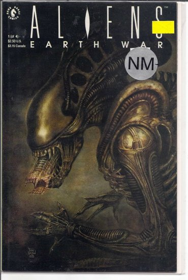 Aliens Earth War # 1, 9.2 NM -