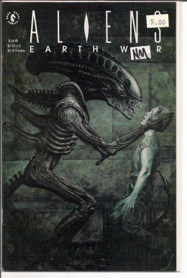 Aliens Earth War # 2, 9.4 NM