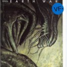 Aliens Earth War # 4, 8.5 VF +