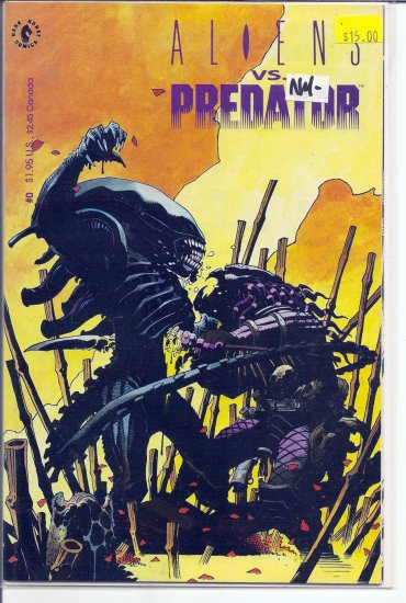 Aliens Vs. Predator, 9.2 NM -