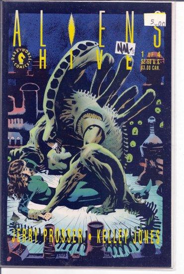 Aliens: Hive # 1, 9.2 NM -