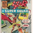 All Star Comics # 61, 4.0 VG