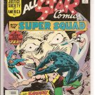 All Star Comics # 62, 3.5 VG -