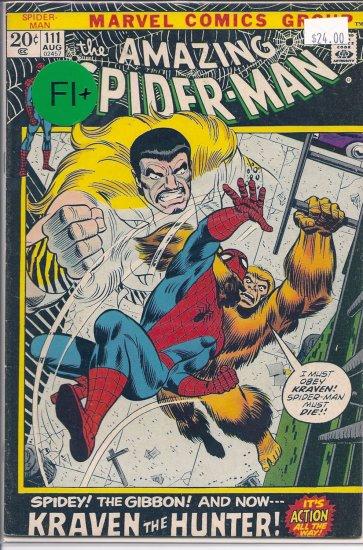 Amazing Spider-Man # 111, 6.5 FN +