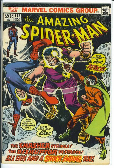Amazing Spider-Man # 118, 4.0 VG