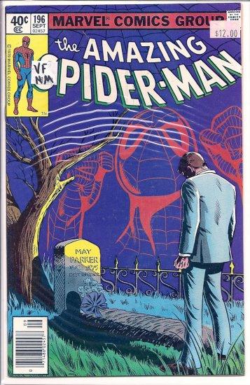 Amazing Spider-Man # 196, 9.0 VF/NM