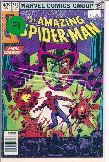 Amazing Spider-Man # 207, 5.0 VG/FN