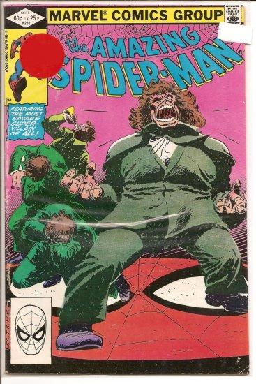 Amazing Spider-Man # 232, 4.5 VG +
