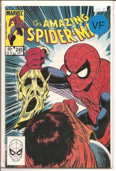 Amazing Spider-Man # 245, 8.0 VF