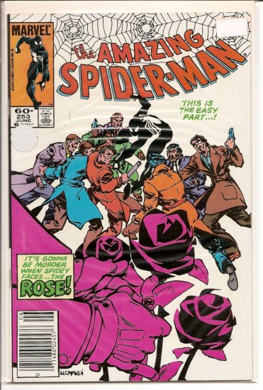 Amazing Spider-Man # 253, 9.2 NM -