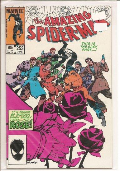 Amazing Spider-Man # 253, 8.5 VF +