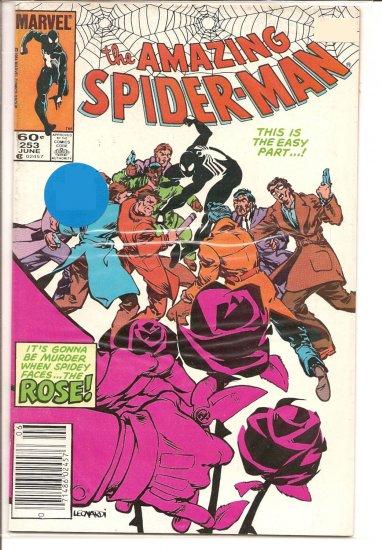Amazing Spider-Man # 253, 7.0 FN/VF