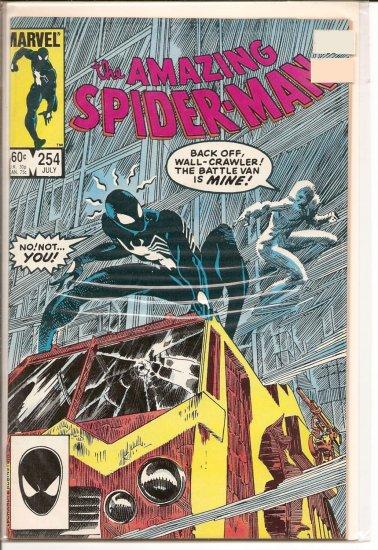Amazing Spider-Man # 254, 8.5 VF +