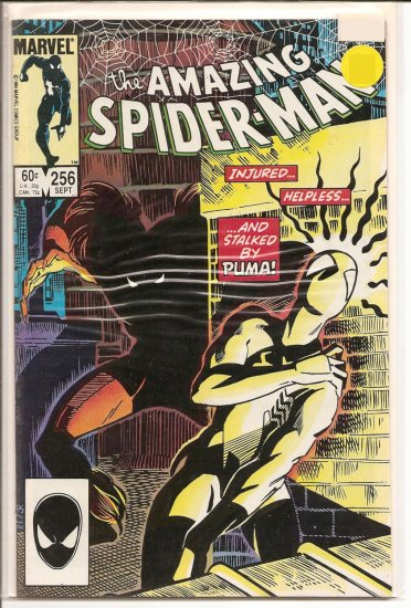 Amazing Spider-Man # 256, 8.0 VF