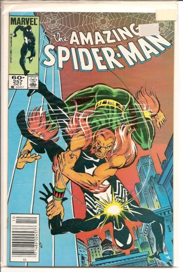 Amazing Spider-Man # 257, 9.0 VF/NM