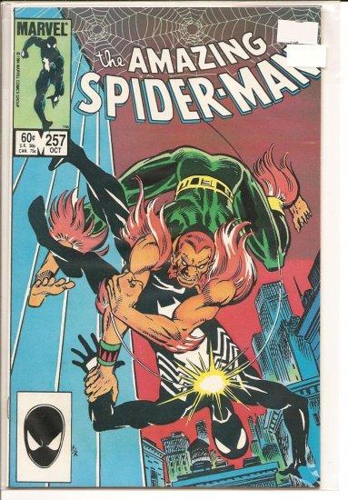 Amazing Spider-Man # 257, 8.5 VF +