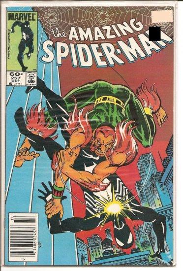Amazing Spider-Man # 257, 8.0 VF