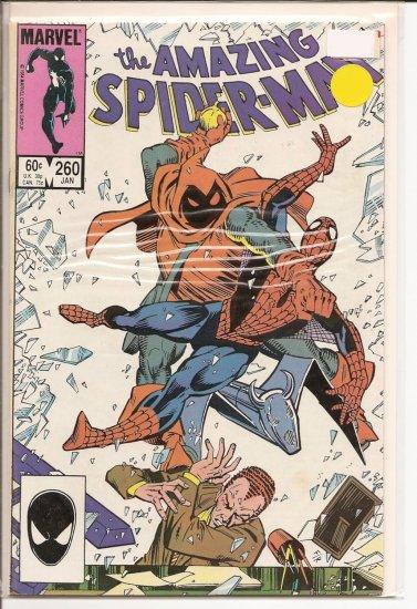 Amazing Spider-Man # 260, 8.5 VF +