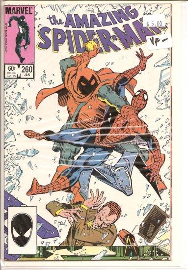 Amazing Spider-Man # 260, 7.5 VF -