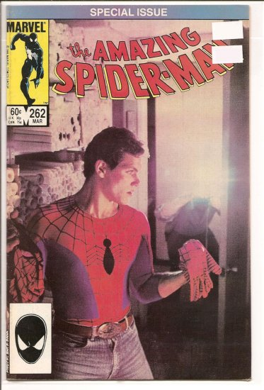 Amazing Spider-Man # 262, 7.5 VF -