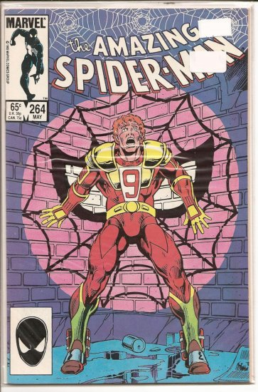 Amazing Spider-Man # 264, 8.0 VF
