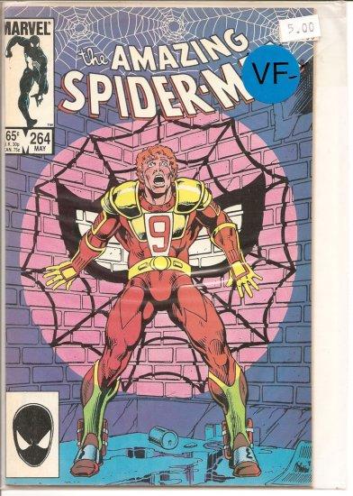 Amazing Spider-Man # 264, 7.5 VF -