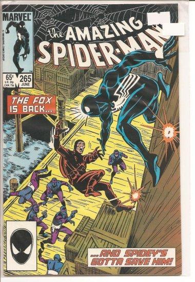 Amazing Spider-Man # 265, 8.0 VF