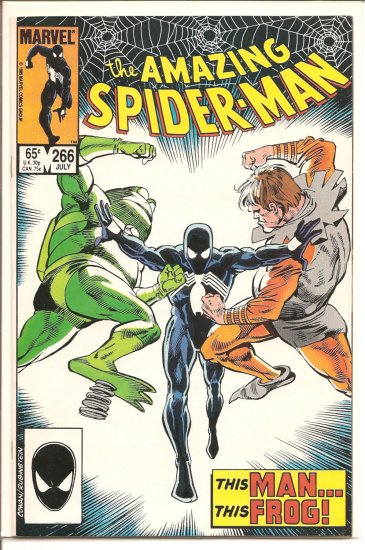 Amazing Spider-Man # 266, 7.5 VF -