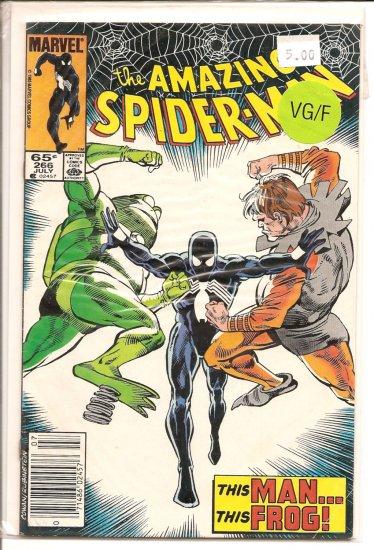 Amazing Spider-Man # 266, 5.0 VG/FN