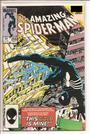 Amazing Spider-Man # 268, 9.4 NM