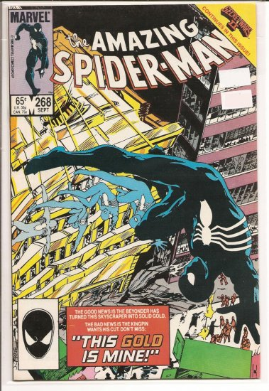 Amazing Spider-Man # 268, 9.0 VF/NM