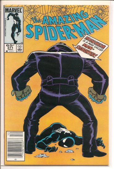 Amazing Spider-Man # 271, 8.0 VF